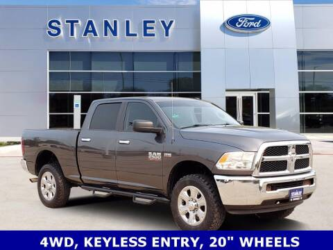 2014 RAM Ram Pickup 2500 for sale at Stanley Ford Gilmer in Gilmer TX