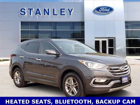 2018 Hyundai Santa Fe Sport for sale at Stanley Ford Gilmer in Gilmer TX