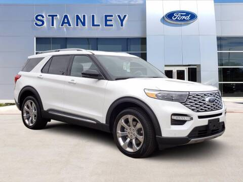 2020 Ford Explorer for sale at Stanley Ford Gilmer in Gilmer TX