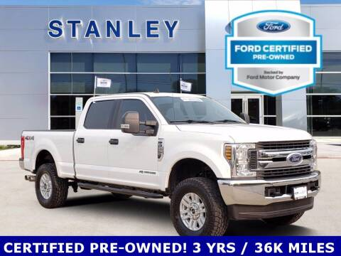 2019 Ford F-250 Super Duty for sale at Stanley Ford Gilmer in Gilmer TX