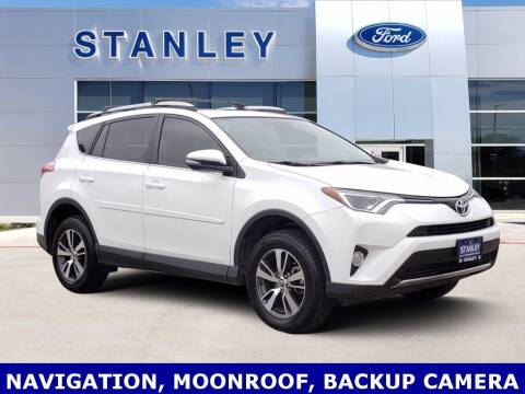 2016 Toyota RAV4 for sale at Stanley Ford Gilmer in Gilmer TX
