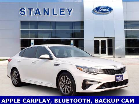 2019 Kia Optima for sale at Stanley Ford Gilmer in Gilmer TX