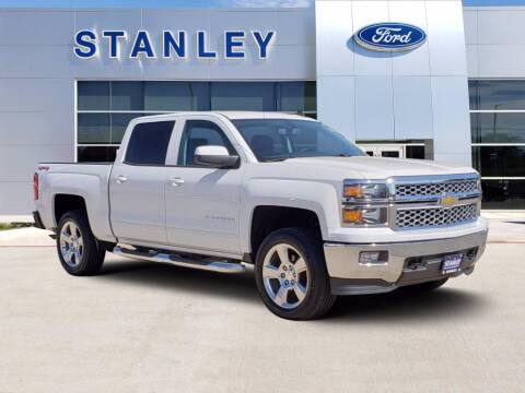 2015 Chevrolet Silverado 1500 for sale at Stanley Ford Gilmer in Gilmer TX