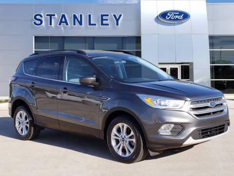 2017 Ford Escape for sale at Stanley Ford Gilmer in Gilmer TX