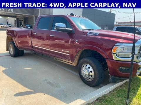 2019 RAM Ram Pickup 3500 for sale at Stanley Ford Gilmer in Gilmer TX