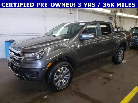 2019 Ford Ranger for sale at Stanley Ford Gilmer in Gilmer TX