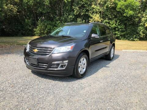2013 Chevrolet Traverse LT for sale at Phelan Auto Group in Macon GA