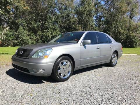 2001 Lexus LS 430 for sale at Phelan Auto Group in Macon GA