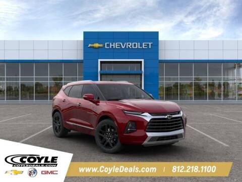 2019 Chevrolet Blazer for sale at COYLE GM - COYLE NISSAN - New Inventory in Clarksville IN