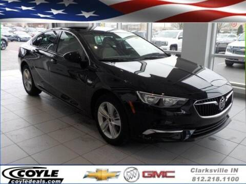 2019 Buick Regal Sportback for sale at COYLE GM - COYLE NISSAN - New Inventory in Clarksville IN
