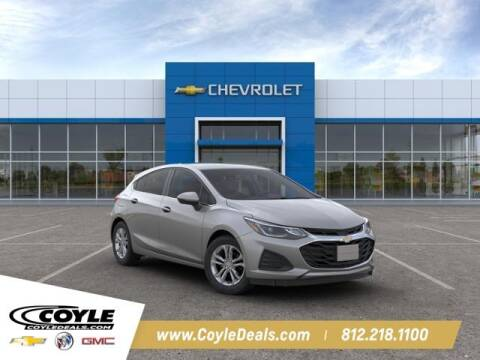 2019 Chevrolet Cruze for sale at COYLE GM - COYLE NISSAN - New Inventory in Clarksville IN