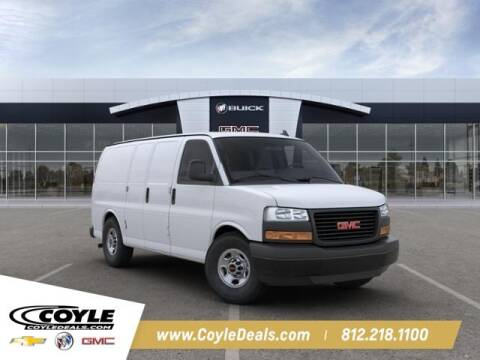2020 GMC Savana Cargo for sale at COYLE GM - COYLE NISSAN - New Inventory in Clarksville IN