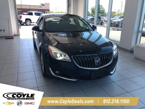 2017 Buick Regal for sale at COYLE GM - COYLE NISSAN - New Inventory in Clarksville IN