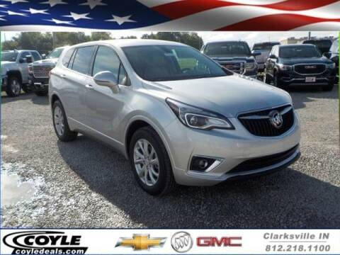 2019 Buick Envision for sale at COYLE GM - COYLE NISSAN - New Inventory in Clarksville IN