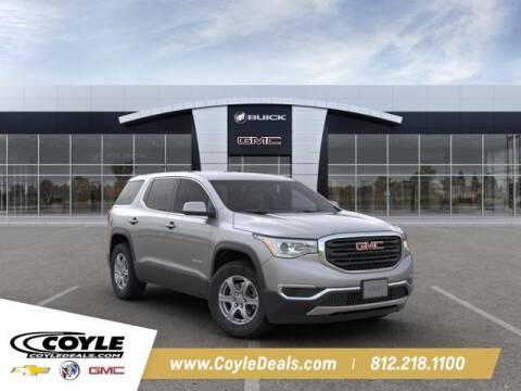 2019 GMC Acadia for sale at COYLE GM - COYLE NISSAN - New Inventory in Clarksville IN