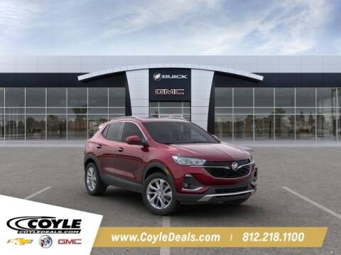2020 Buick Encore GX for sale at COYLE GM - COYLE NISSAN - New Inventory in Clarksville IN