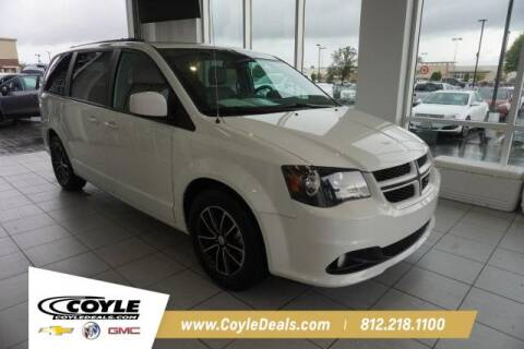 2019 Dodge Grand Caravan for sale at COYLE GM - COYLE NISSAN - New Inventory in Clarksville IN