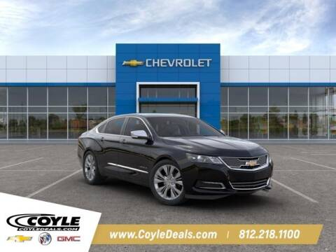 2020 Chevrolet Impala for sale at COYLE GM - COYLE NISSAN - New Inventory in Clarksville IN