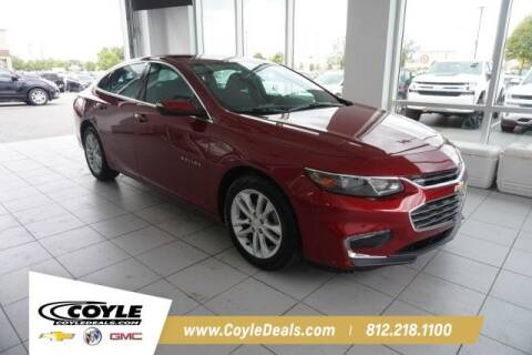 2017 Chevrolet Malibu for sale at COYLE GM - COYLE NISSAN - New Inventory in Clarksville IN