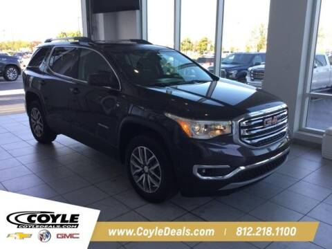 2017 GMC Acadia for sale at COYLE GM - COYLE NISSAN - New Inventory in Clarksville IN