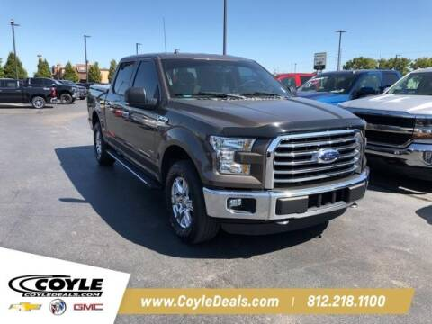 2016 Ford F-150 for sale at COYLE GM - COYLE NISSAN - New Inventory in Clarksville IN