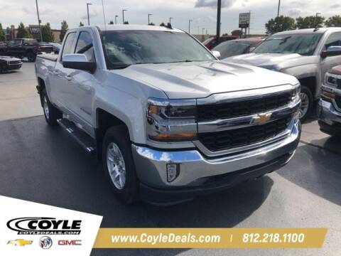 2018 Chevrolet Silverado 1500 for sale at COYLE GM - COYLE NISSAN - New Inventory in Clarksville IN