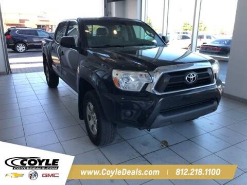 2015 Toyota Tacoma for sale at COYLE GM - COYLE NISSAN - New Inventory in Clarksville IN