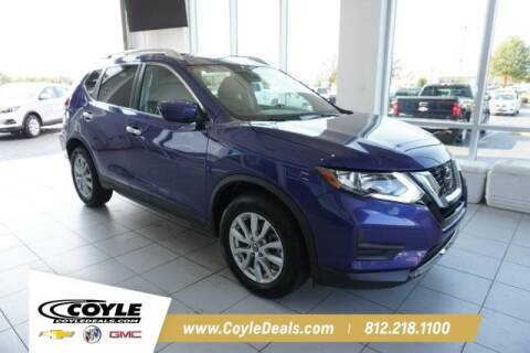 2020 Nissan Rogue for sale at COYLE GM - COYLE NISSAN - New Inventory in Clarksville IN