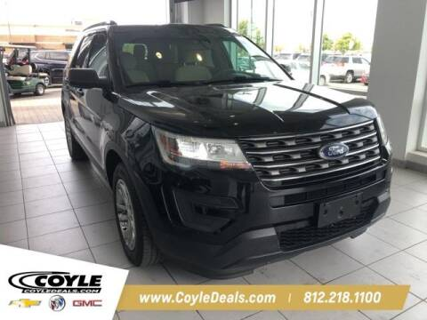 2016 Ford Explorer for sale at COYLE GM - COYLE NISSAN - New Inventory in Clarksville IN