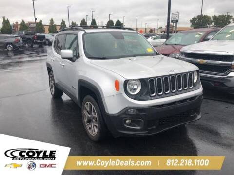 2015 Jeep Renegade for sale at COYLE GM - COYLE NISSAN - New Inventory in Clarksville IN