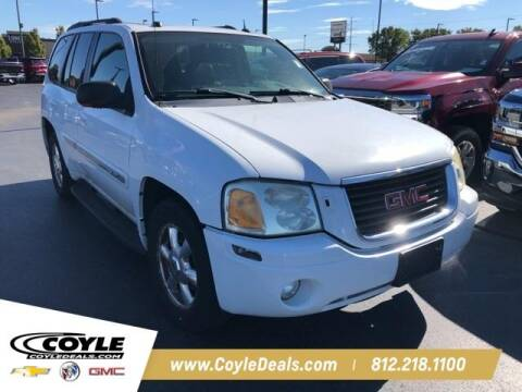 2005 GMC Envoy for sale at COYLE GM - COYLE NISSAN - New Inventory in Clarksville IN