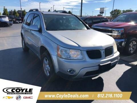2008 Pontiac Torrent for sale at COYLE GM - COYLE NISSAN - New Inventory in Clarksville IN