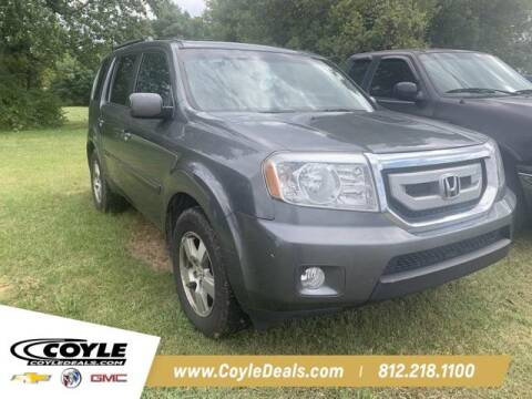2011 Honda Pilot for sale at COYLE GM - COYLE NISSAN - New Inventory in Clarksville IN