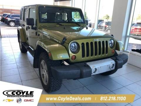 2016 Jeep Wrangler for sale at COYLE GM - COYLE NISSAN - New Inventory in Clarksville IN