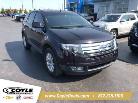 2007 Ford Edge for sale at COYLE GM - COYLE NISSAN - New Inventory in Clarksville IN