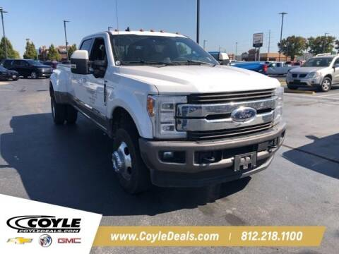 2019 Ford F-350 Super Duty for sale at COYLE GM - COYLE NISSAN - New Inventory in Clarksville IN