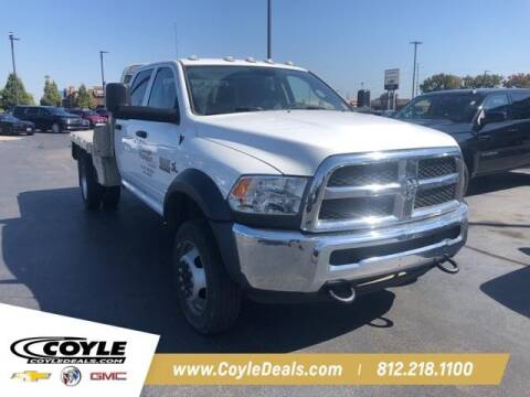 2018 RAM Ram Chassis 5500 for sale at COYLE GM - COYLE NISSAN - New Inventory in Clarksville IN