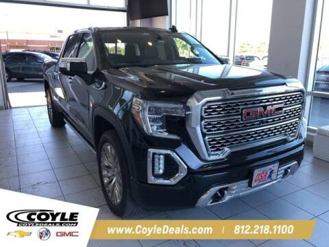 2019 GMC Sierra 1500 for sale at COYLE GM - COYLE NISSAN - New Inventory in Clarksville IN