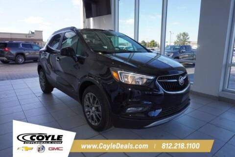 2020 Buick Encore for sale at COYLE GM - COYLE NISSAN - New Inventory in Clarksville IN