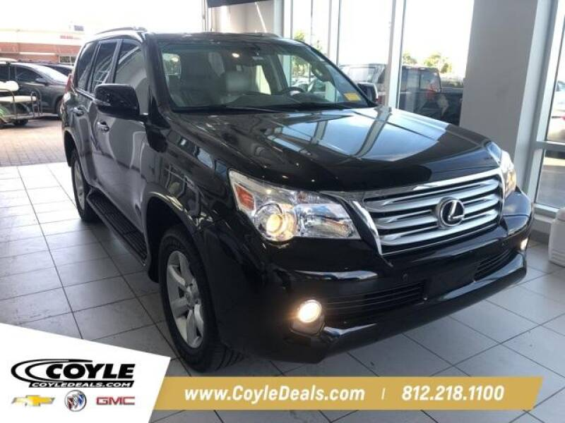 2011 Lexus GX 460 for sale at COYLE GM - COYLE NISSAN - New Inventory in Clarksville IN