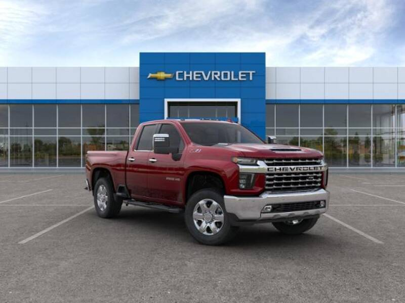 2020 Chevrolet Silverado 2500HD for sale at COYLE GM - COYLE NISSAN - New Inventory in Clarksville IN