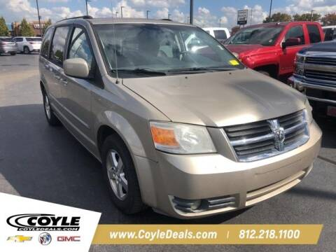 2008 Dodge Grand Caravan for sale at COYLE GM - COYLE NISSAN - New Inventory in Clarksville IN