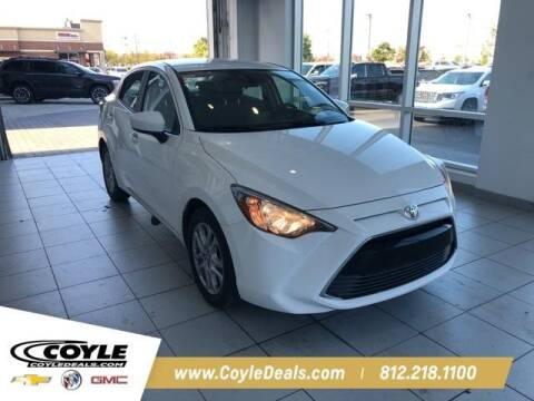 2018 Toyota Yaris iA for sale at COYLE GM - COYLE NISSAN - New Inventory in Clarksville IN