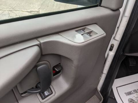 2013 Chevrolet Express Cutaway