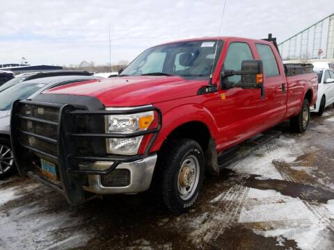 2011 Ford F-250 Super Duty for sale at ride auto sales in Burnsville MN