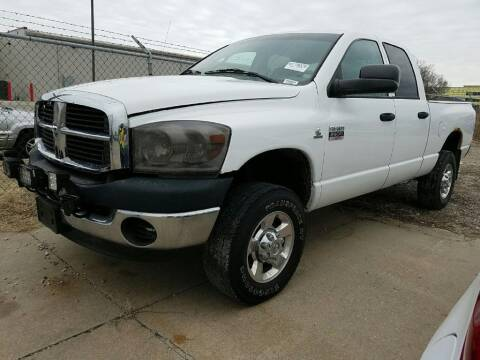 2007 Dodge Ram Pickup 2500 for sale at ride auto sales in Burnsville MN