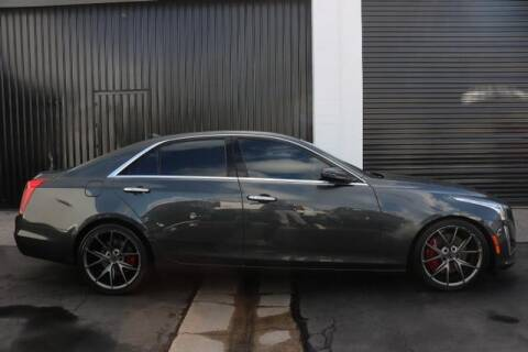 2014 Cadillac CTS 3.6L TT Vsport Premium for sale at Auto Republic Orange in Orange CA