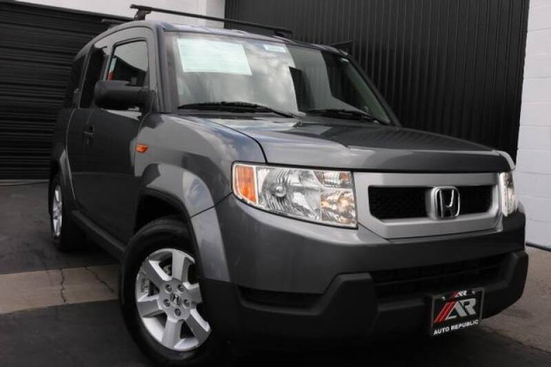 2010 Honda Element EX (image 2)