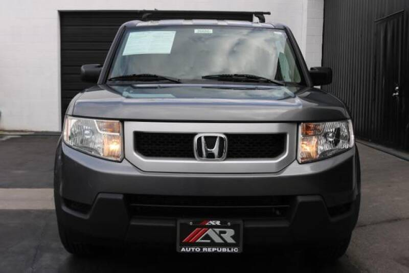 2010 Honda Element EX (image 3)