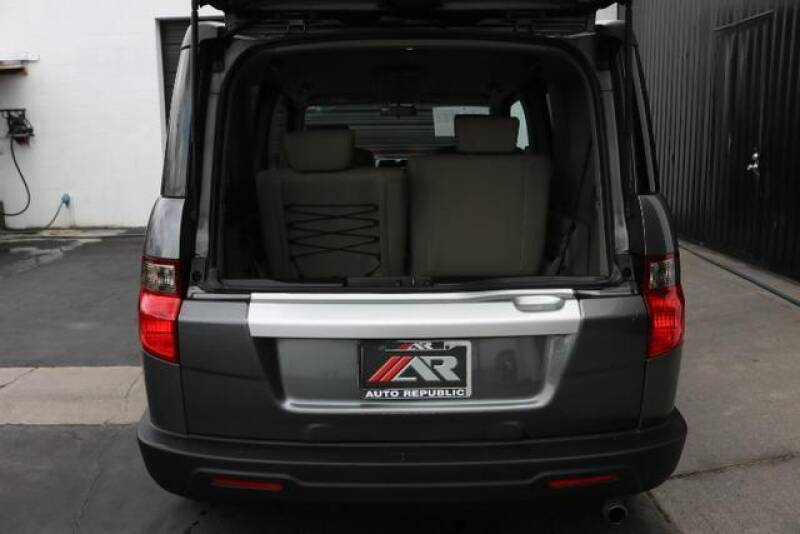 2010 Honda Element EX (image 35)